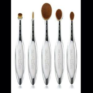🌟HP🌟 Artis Elite Mirror Makeup Brush Set 5Pc New